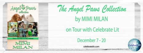 The Angel Paws Collection on tour with Celebrate Lit and featured on CarpeDiem.fyi