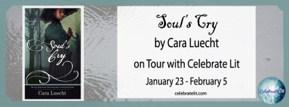 Soul's Cry on tour with Celebrate Lit and featured on CarpeDiem.fyi