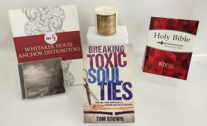 Give Away for Breaking Toxic Soul Ties on tour with Celebrate Lit and reviewed on CarpeDiem.fyi