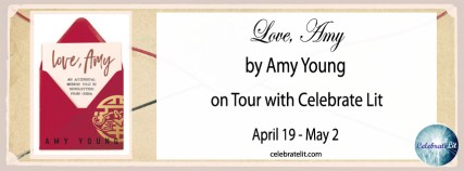 Love Amy on tour with Celebrate Lit and featured on CarpeDiem.fyi