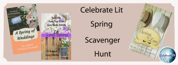 Celebrate Lit Spring Scavenger Hunt featured on CarpeDiem.fyi