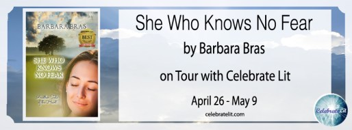 She Who Knows No Fear on tour with Celebrate Lit and featured on CarpeDiem.fyi