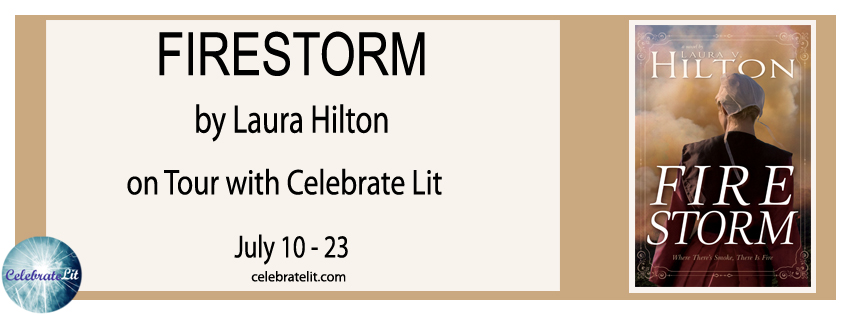 Firestorm on tour with Celebrate Lit and featured on CarpeDiem.fyi