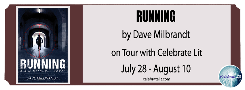 Running on tour with Celebrate Lit and featured on CarpeDiem.fyi