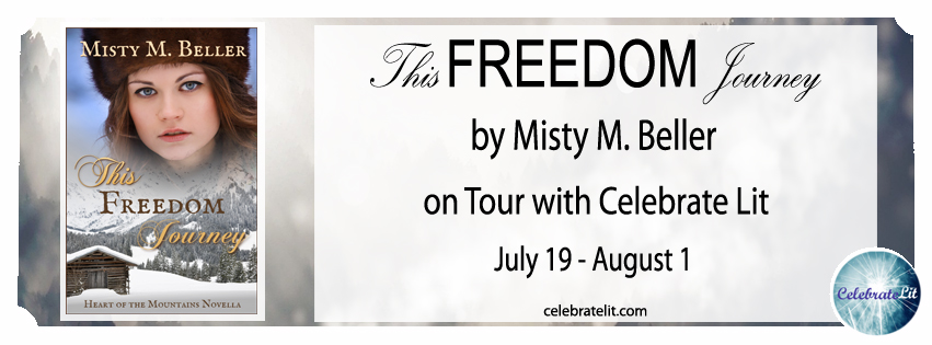 This Freedom Journey on tour with Celebrate Lit and featured on CarpeDiem.fyi