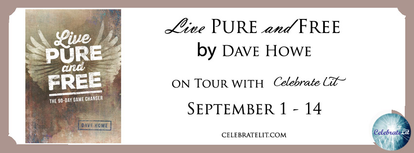 Live Pure and Free on tour with Celebrate Lit and featured on CarpeDIem.fyi