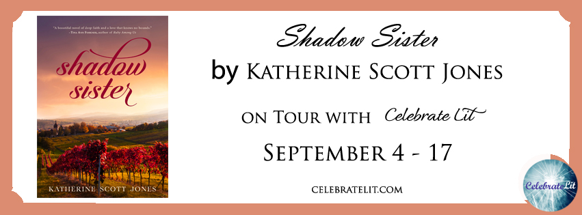 Shadow Sister on tour with Celebrate LIt and featured on CarpeDiem.fyi