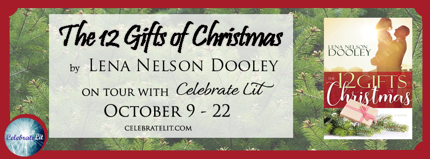 The 12 Gifts of Christmas on tour with Celebrate LIt and featured on CarpeDiem.fyi