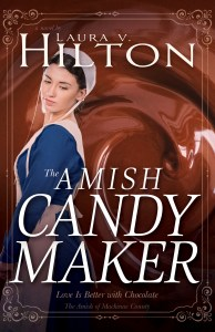 The Amish Candymaker on tour with Celebrate Lit and featured on CarpeDiem.fyi