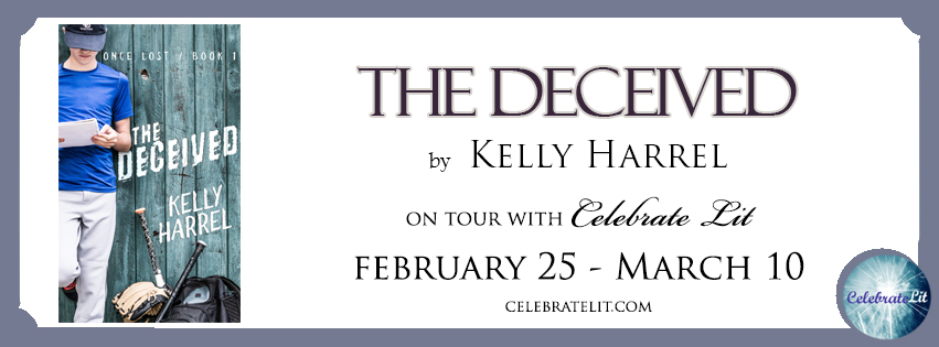 The Deceived on tour with Celebrate Lit and featured on CarpeDiem.fyi