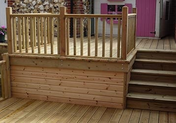 Carpentry Services Decking Norwich