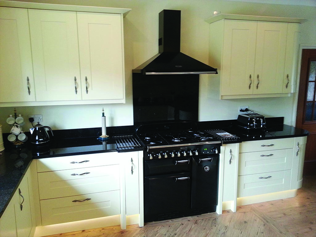 Norwich Carpenter Range Cooker Kitchen Installed