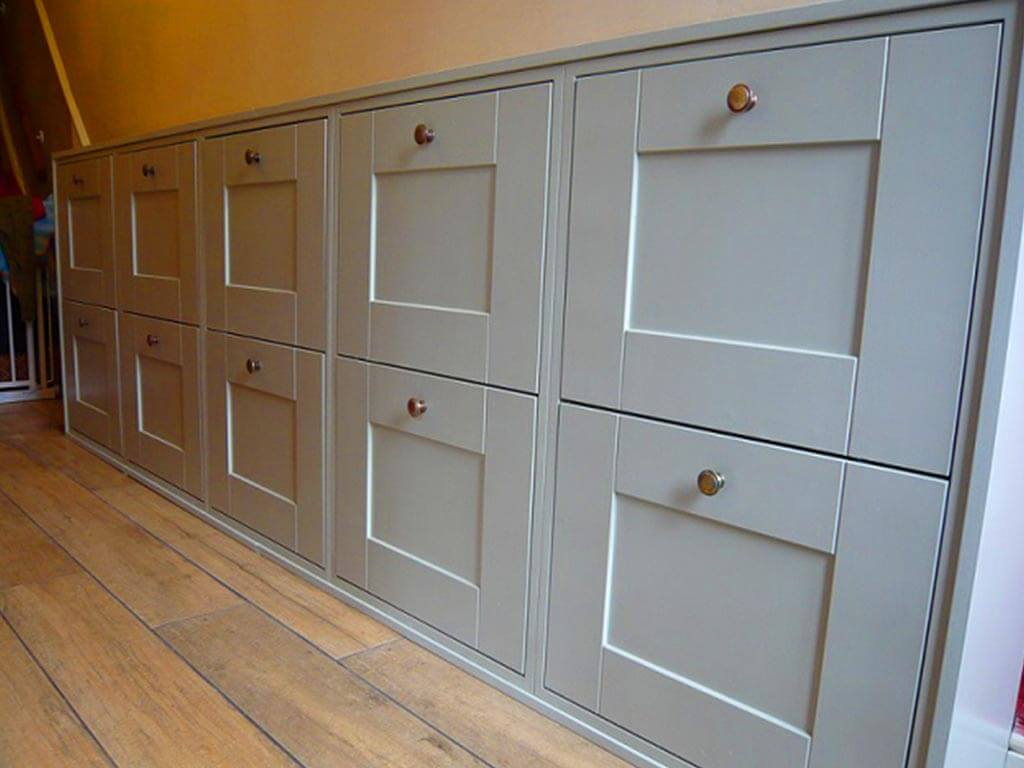 Norwich Carpentry Shoe Storage Units