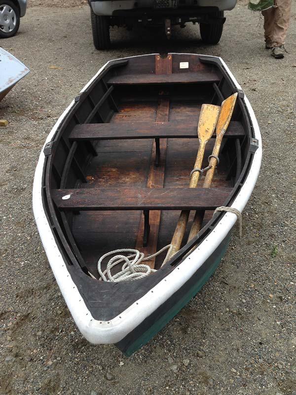 used boat 11' Monhegan skiff
