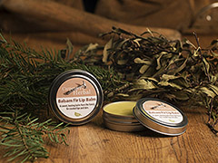 Remedies: Sweet Balsam Fir Lip Balm