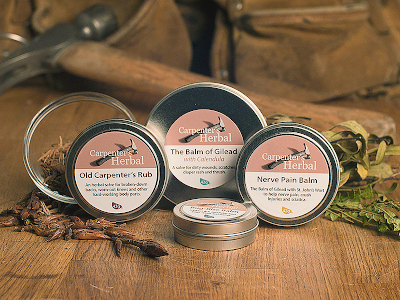 Carpenter's Herbal Salves