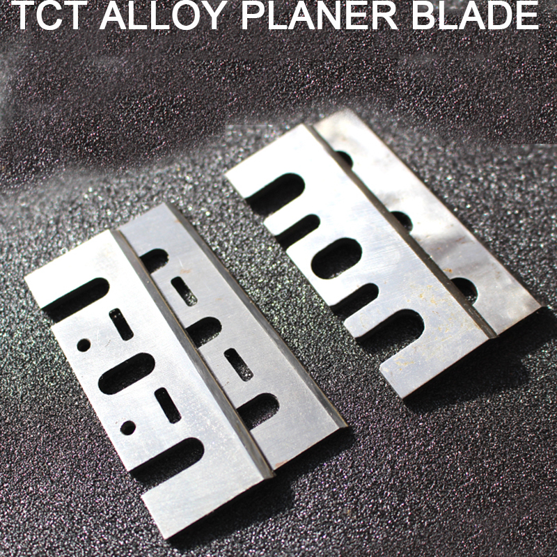 Woodworking TCT Electrical Planer Blade-2
