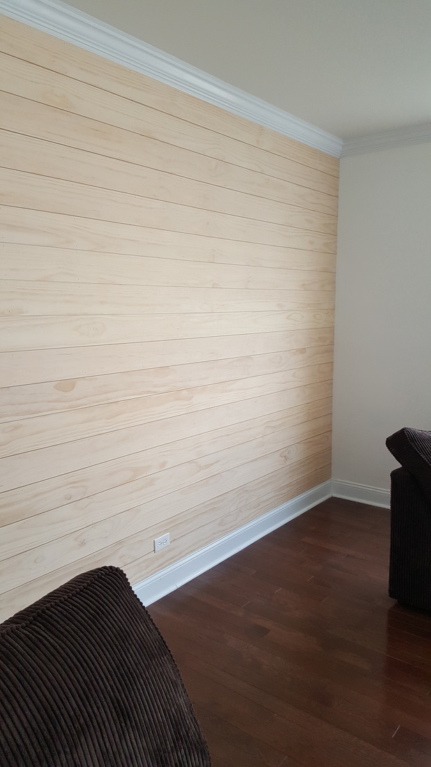 Shiplap Wainscoting CarpentryYou