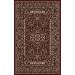 tapis de salon oriental classique marrakech 0207 rouge