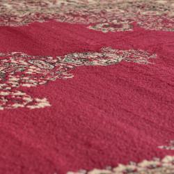 tapis de salon oriental classique marrakech 0297 rouge