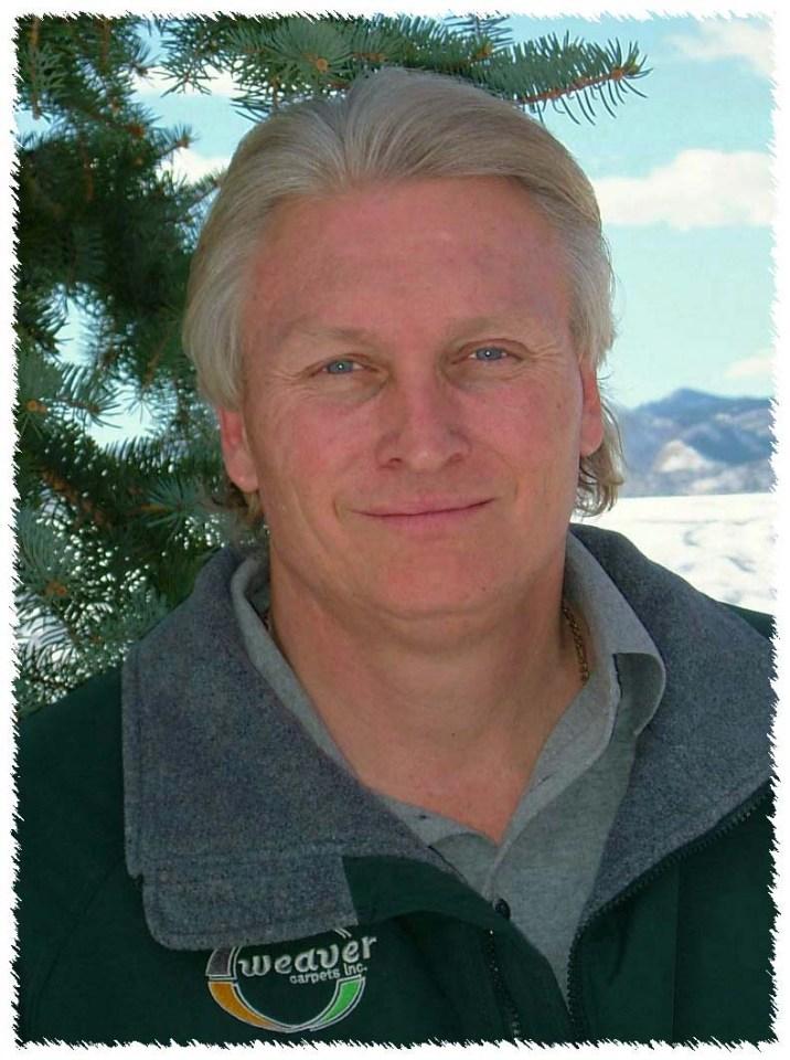 Brent Weaver of Weaver Carpets
