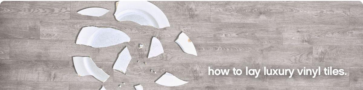 how to lay luxury vinyl flooring
