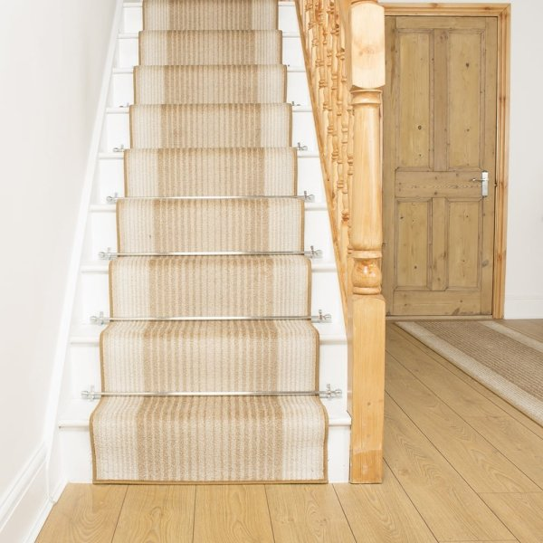 Beige Stair Carpet Runner Capitol   Free delivery plus a  No Quibble     Beige Stair Carpet Runner Capitol   Free delivery plus a  No Quibble  30  day returns policy
