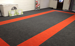 Commercial carpets