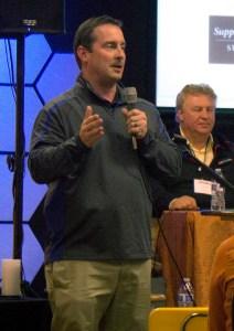 Kevin Logue, Summit 2014