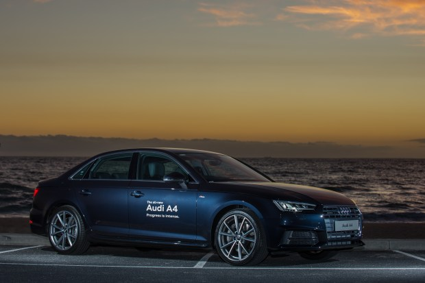 2016 Audi A4 S Line Moonlight Blue