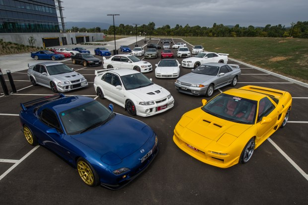 JDM Legend Photo Shoot - 5th March 2016