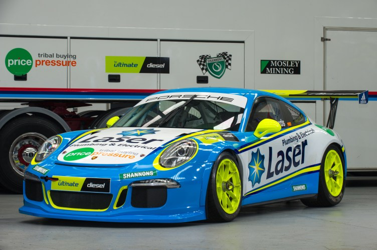 Laser Racing 2016 Season Launch