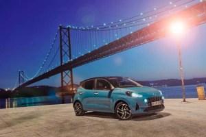 Helt nya Hyundai i10 – liten bil som ger stort intryck