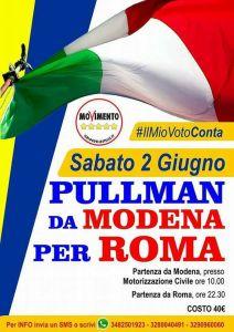 #ILMIOVOTOCONTA - Tutti a Roma