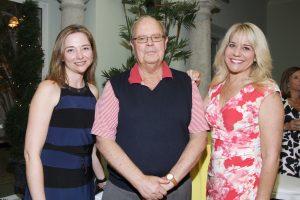 Alicia Vannini, Baldwin Smith & Debbie Strand
