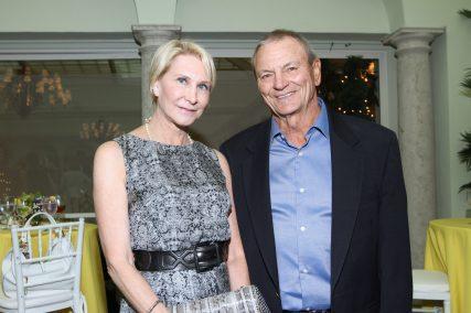 Maureen O'Sullivan & Warren Durbin