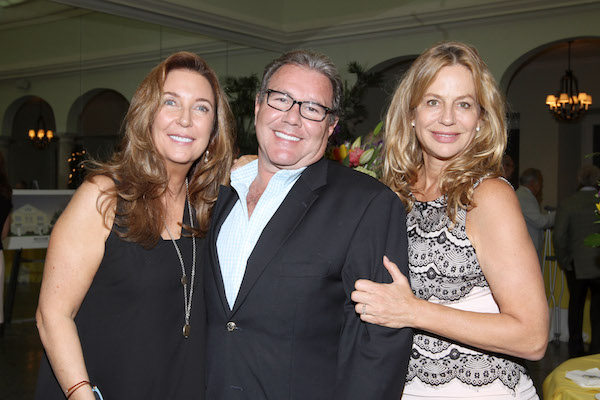 SImone Desiderio, Chuck Desiderio, and Lavinia Baker