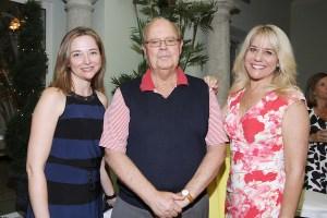 Alicia Vannini, Baldwin Smith, and Debbie-Strand