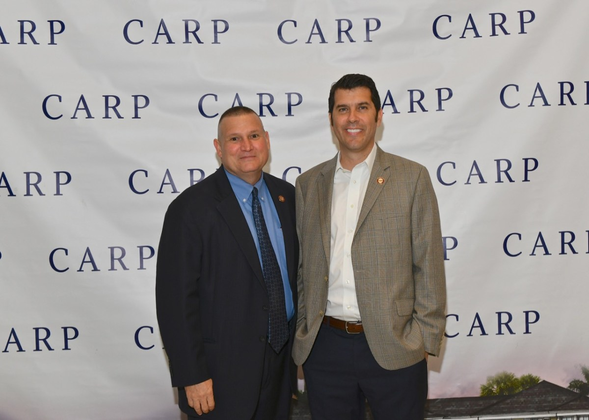 CARP 2019 Annual Spring Luncheon