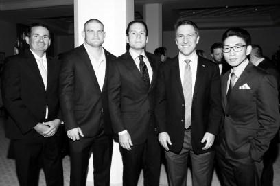 IMG_5193 Tim Fitzpatrick,Sam Wilcox,Rick Hutchinson,State Attorney Dave Aronberg & Kevin Choi