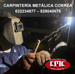 Carpintería Metálica Correa