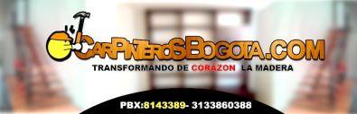 Carpinterías Bogota