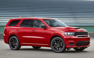 2018 Dodge Durango R T Blacktop Wallpapers And Hd Images