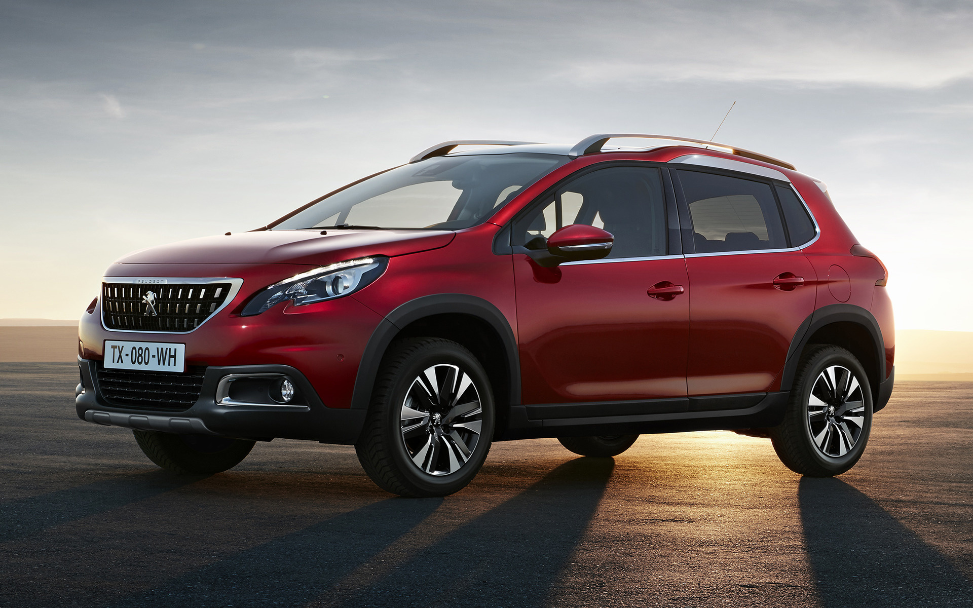 2016 Peugeot 2008 Wallpapers And Hd Images Car Pixel