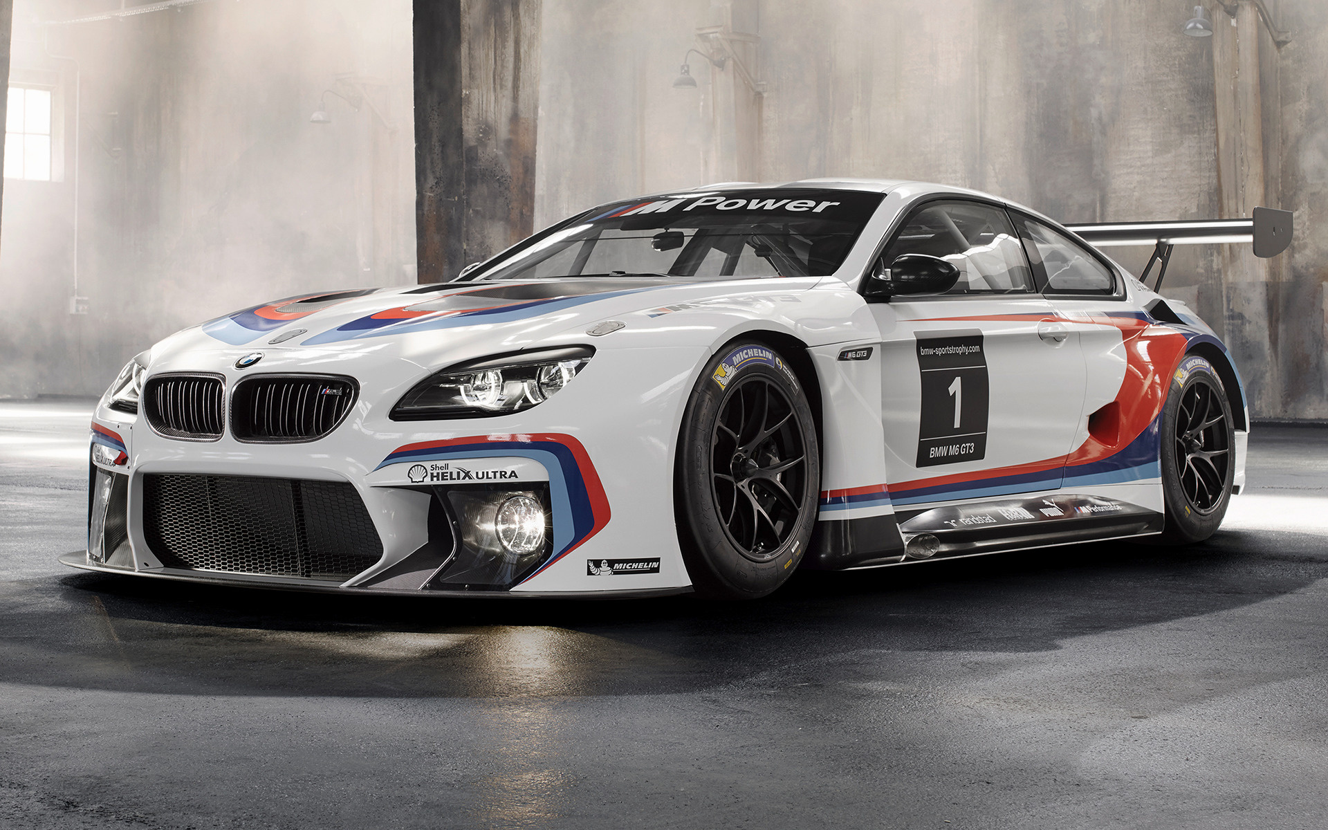 2015 Bmw M6 Gt3 Wallpapers And Hd Images Car Pixel
