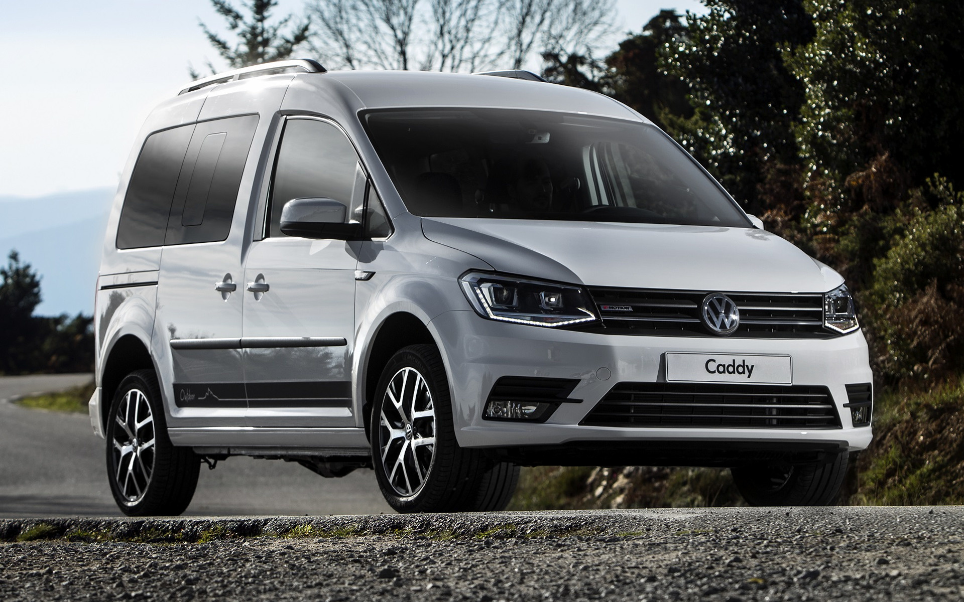 2015 Volkswagen Caddy Outdoor Wallpapers And Hd Images
