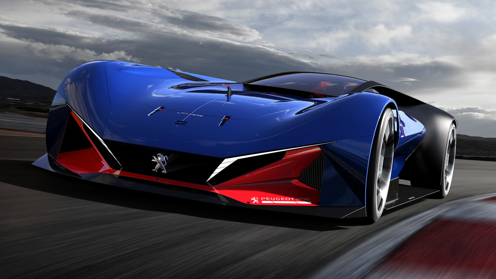 2016 Peugeot L500 R Hybrid Concept Wallpapers And Hd