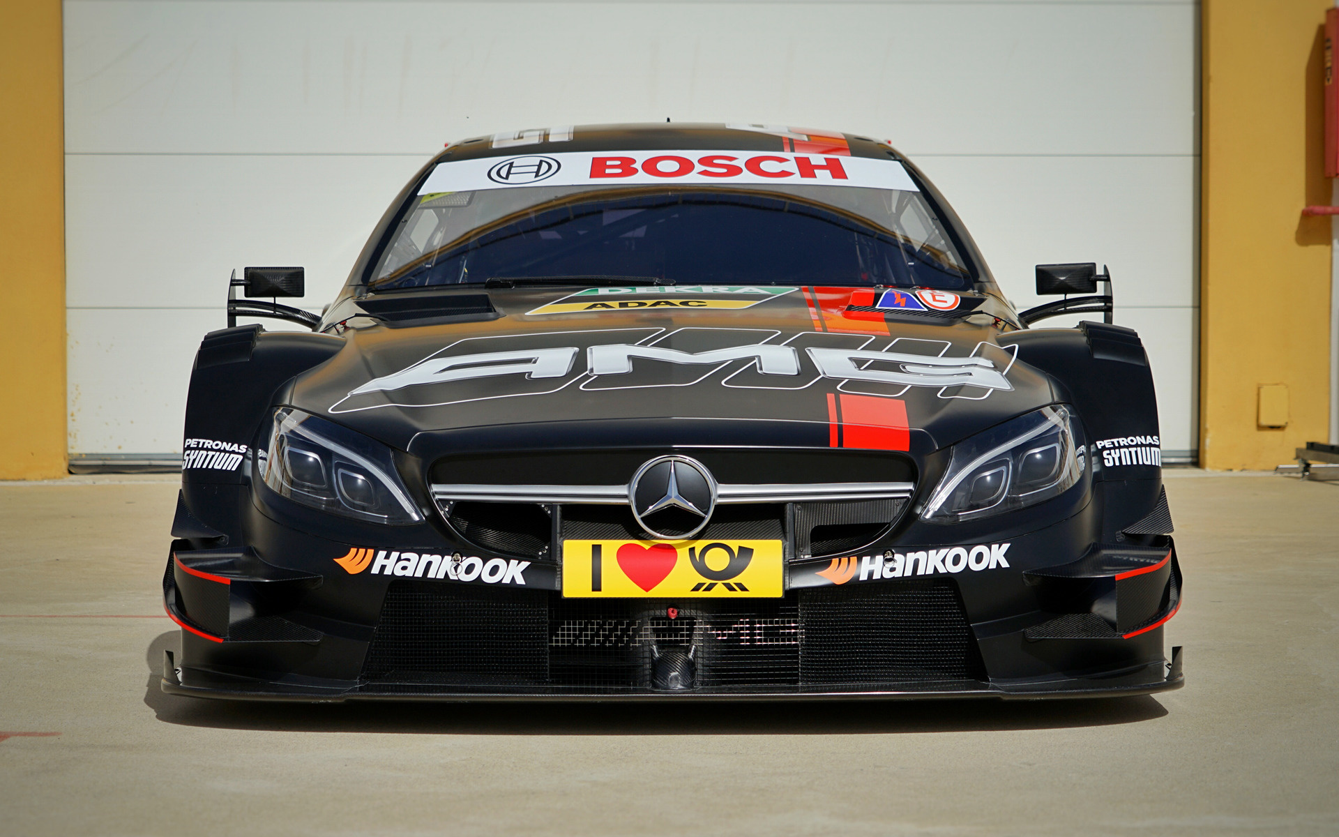 Mercedes AMG C 63 DTM 2016 Wallpapers And HD Images