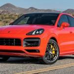 2020 Porsche Cayenne Turbo Coupe Sportdesign Package Us Papeis De Parede E Imagens De Fundo Em Hd Car Pixel