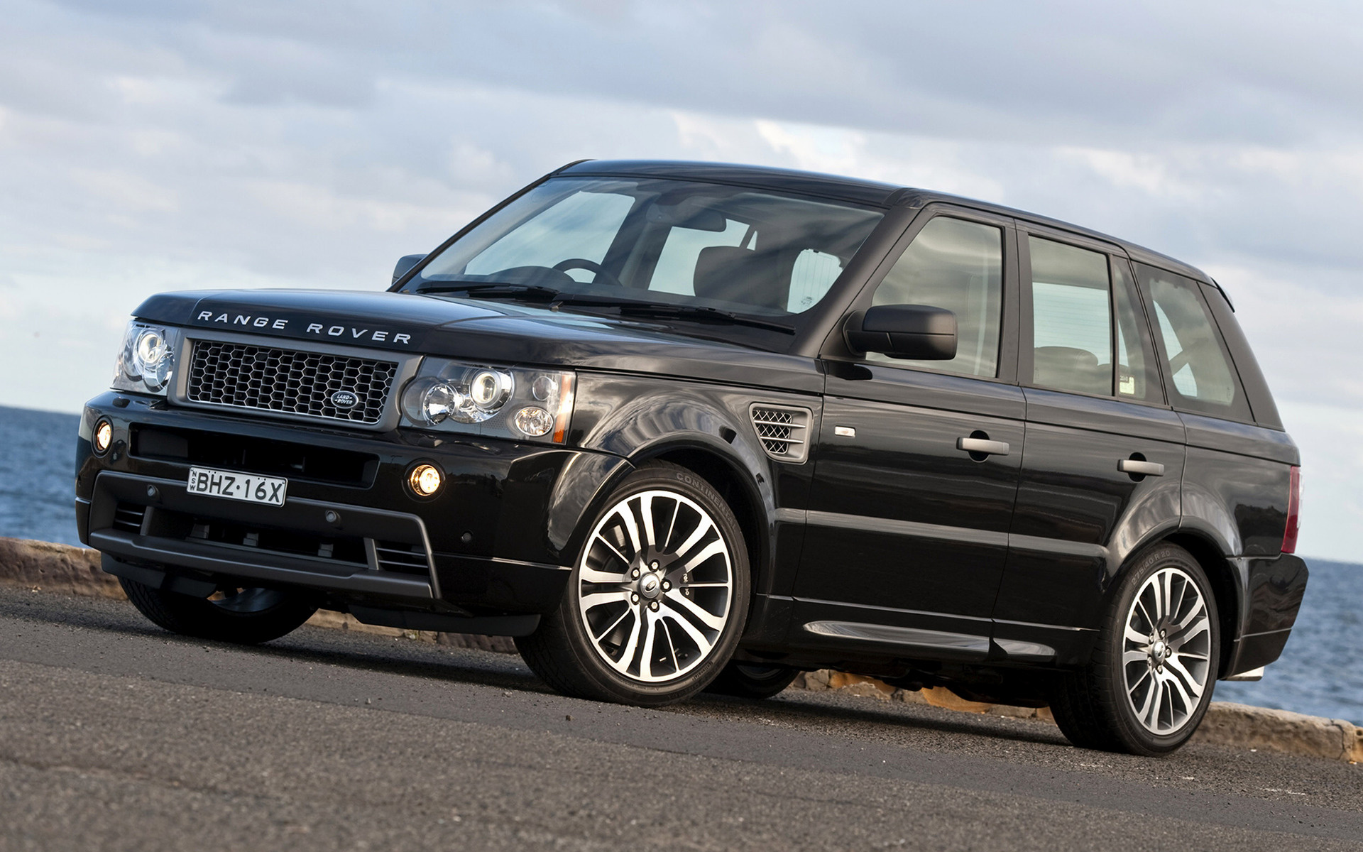 Range Rover Sport Stormer 2009 AU Wallpapers and HD Car